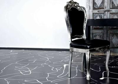 Esempio 2 di pavimento in resina