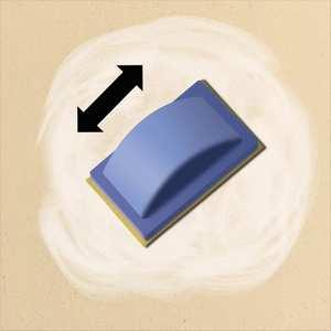 Come preparare le pareti prima di tinteggiare step4