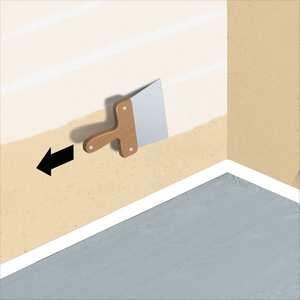 Come preparare le pareti prima di tinteggiare step8