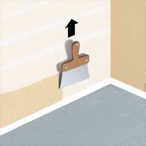 Come preparare le pareti prima di tinteggiare step9